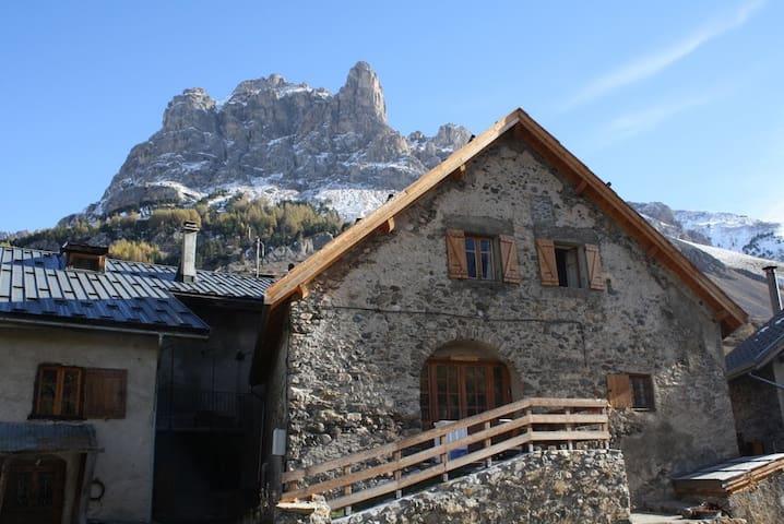 LA RIBAMBELLE - SERRE CHEVALIER1500 - Le Monêtier-les-Bains - Hus