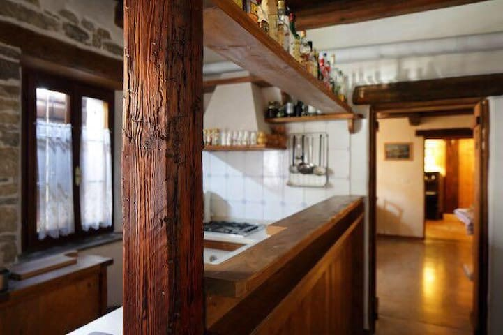 "Bed & Breakfast ""La Ghironda"" - Tambre"