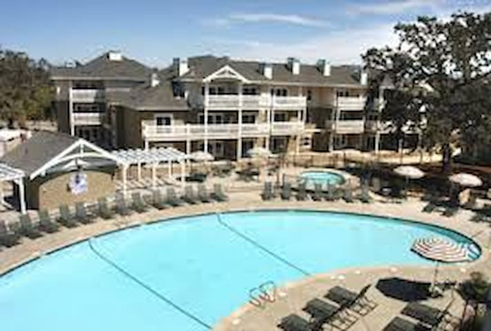 2bd condo Windsor Resort Worldmark - Windsor - Villa