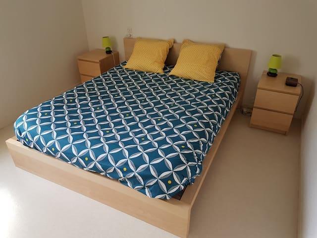 Chambre dans belle maison