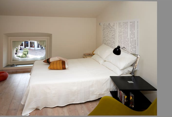 Cozy nest in the center of Como. - Como - Wohnung