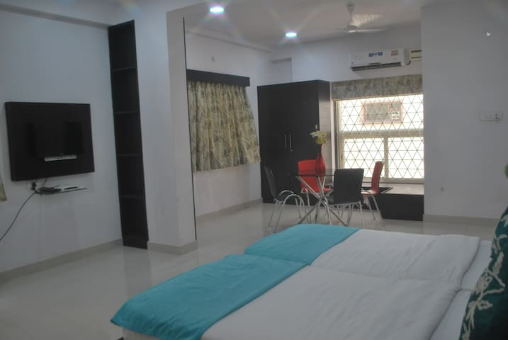 Private room in the heart of the city. - Hyderabad - Bed & Breakfast