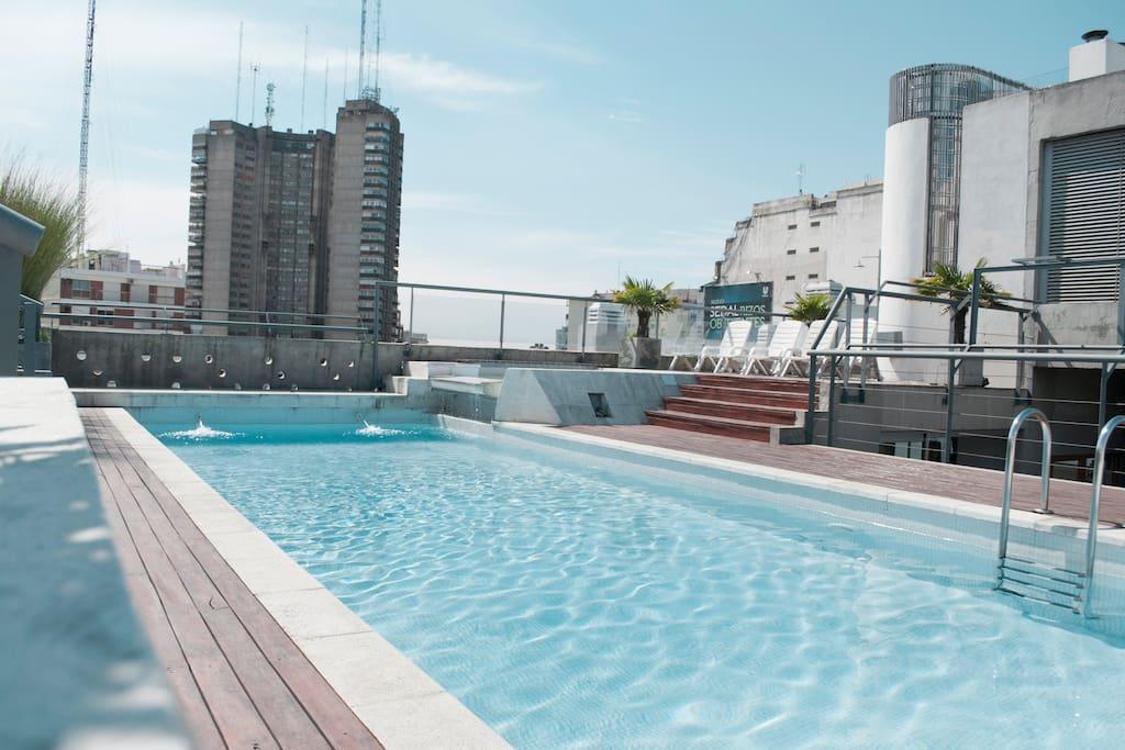 Loft in Palermo Hollywood.Pool.824