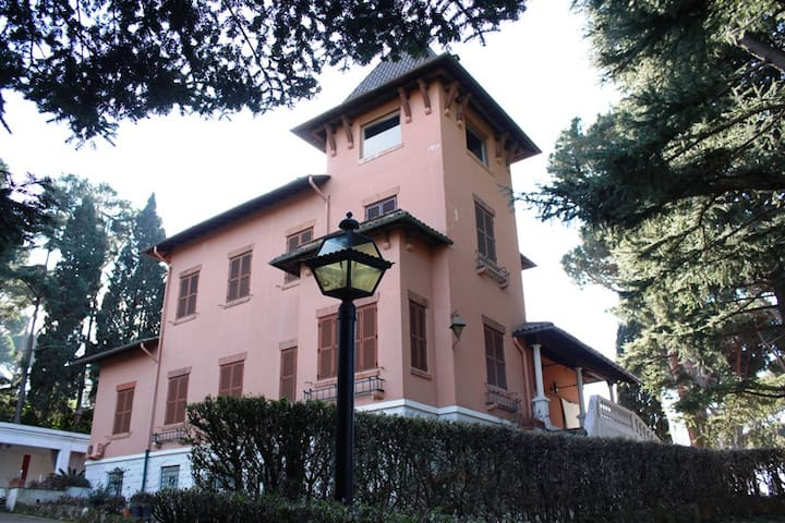 Suite Imperiale in villa del 1890 - Grottaferrata