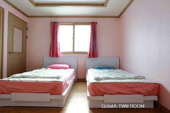 cosy 2bed-room in downtown - Andong-si