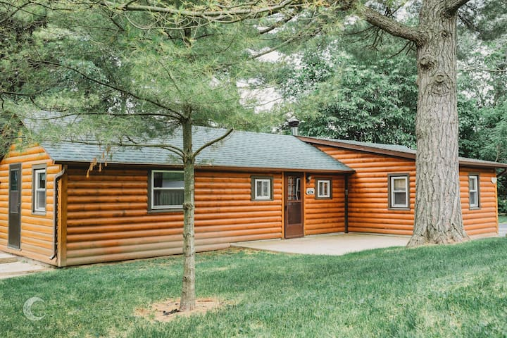 Your Summer Escape- Slowdown at Pine Creek Escape