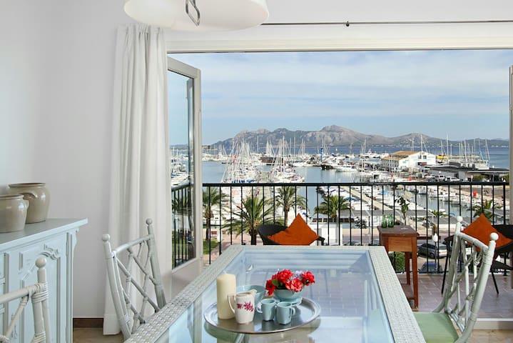 Apartamento primera linea del mar - Pollença - Wohnung