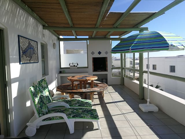 Paradise Beach Langebaan Seagull Apartment