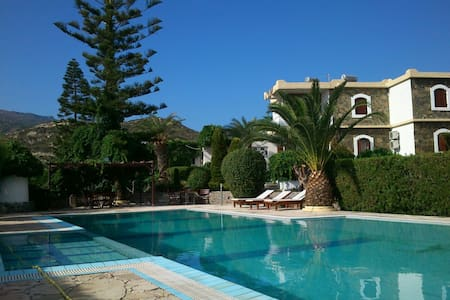 Apartment next to the pool in Crete - Sitia