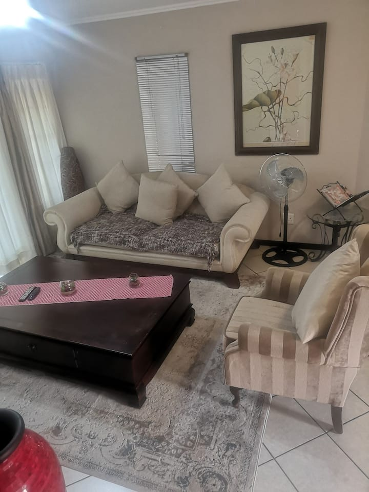 Bella Rose Apartment your home in Mbombela