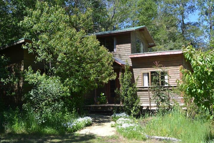 Ecoreserva Quelhue Cabaña 6 pax