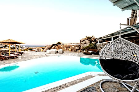 Private Villa with Sea View And Private Pool n BBQ