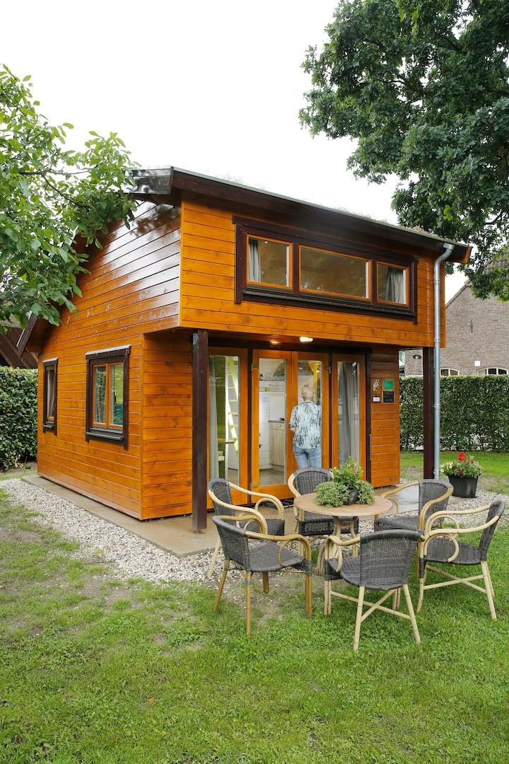 Panoramic Tiny house/Ecolodge 5p
