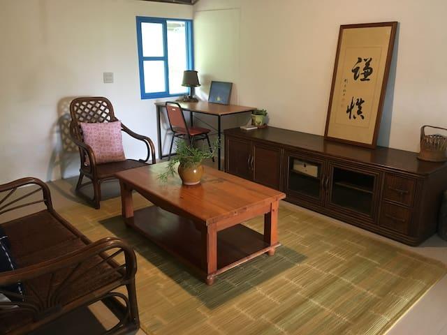 杉原小农家652房双人房Room for two people