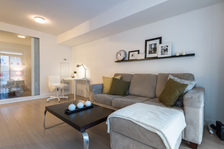 Modern Condo near CN Tower WITH FREE PARKING