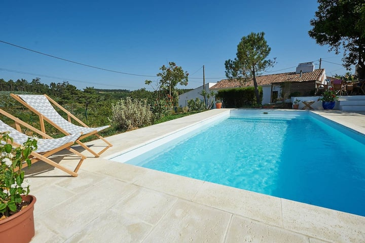 Country Home w/Pool+Guest House (fiber internet)