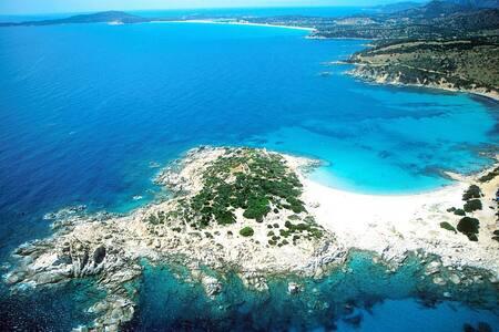 Villasimius costa orientale - Villasimius