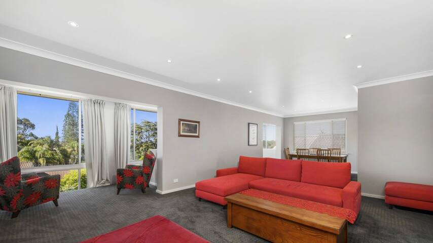 Close to Port Macquarie centre, beaches & shops