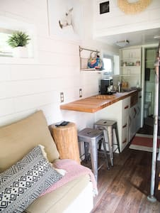 Comal River Tiny House