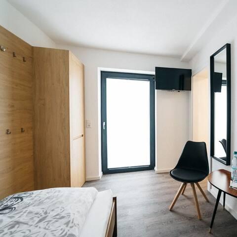 Hotel Seeadler (Friedrichshafen), Einzelzimmer