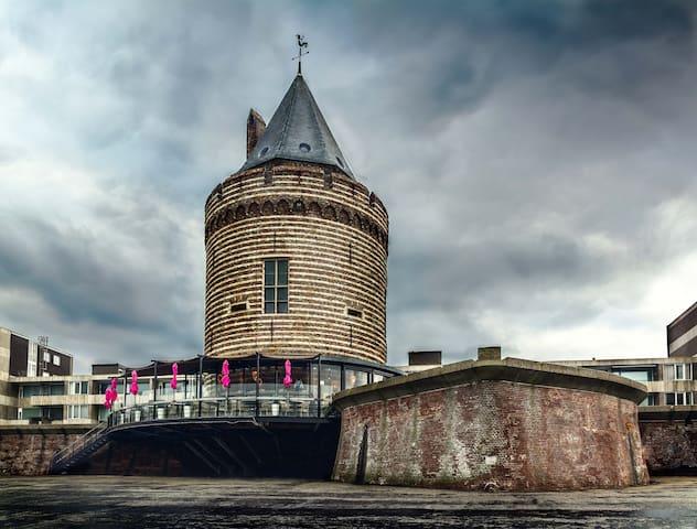 Gevangentorensuite - Vlissingen - Loft