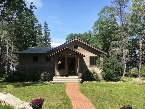 Skipping Stone on Frenchman's Bay Weekly Rental