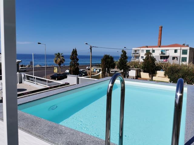 C. FULL OCEAN VIEW-WITH SUNNY  POOL