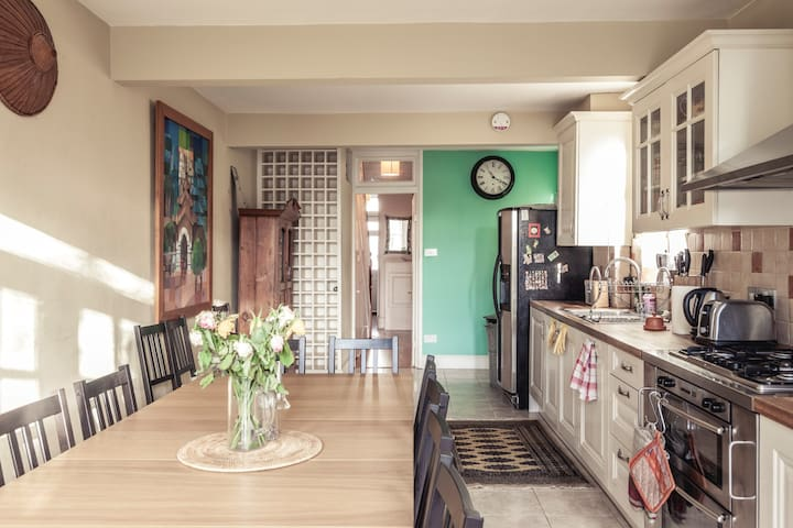 5★ Big Family Homely Home - Central London! - Londres - Casa