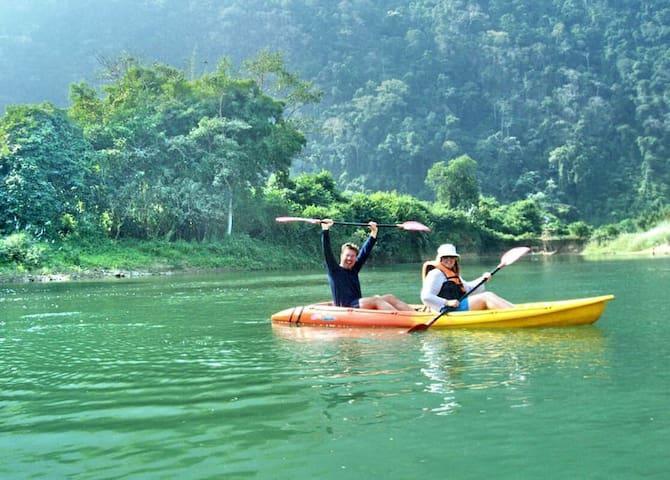 Vang Vieng 1 Day Trip