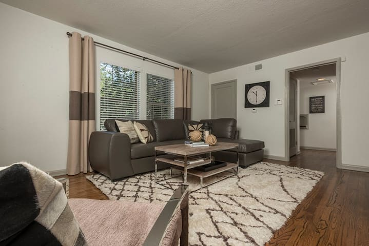 Stay as long as you want | 1BR in San Antonio