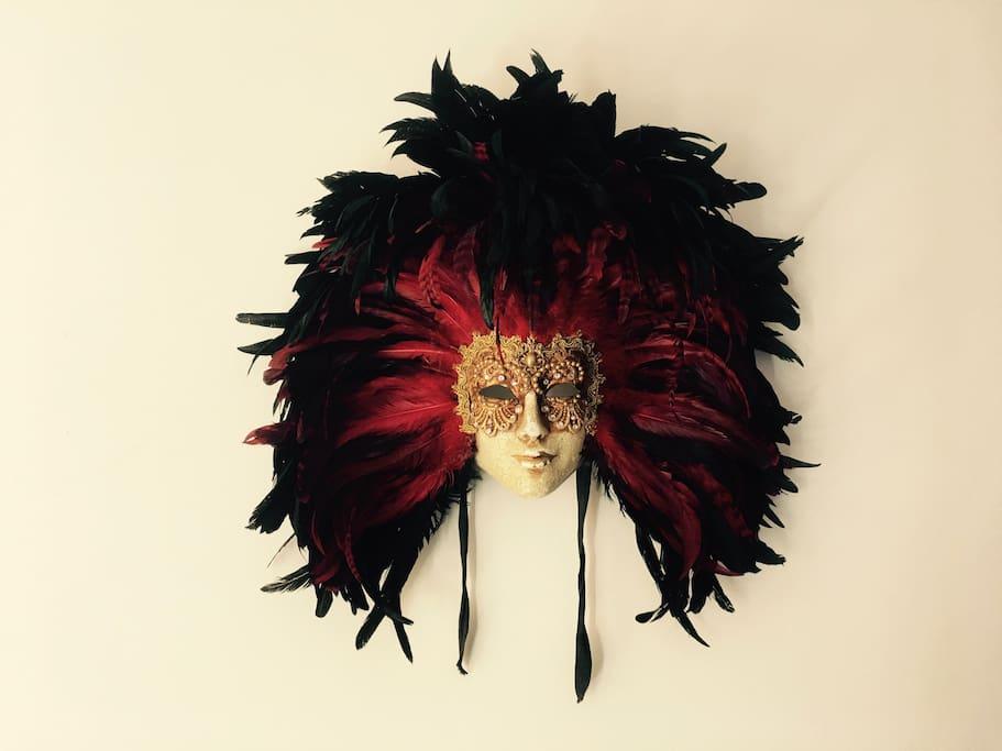 My favourite mask