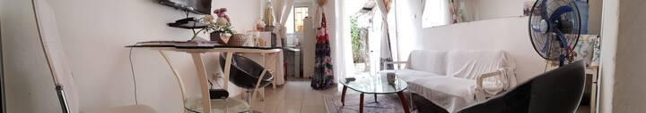 Appartement Équipé, Douillet, Climatisé BONAPRISO