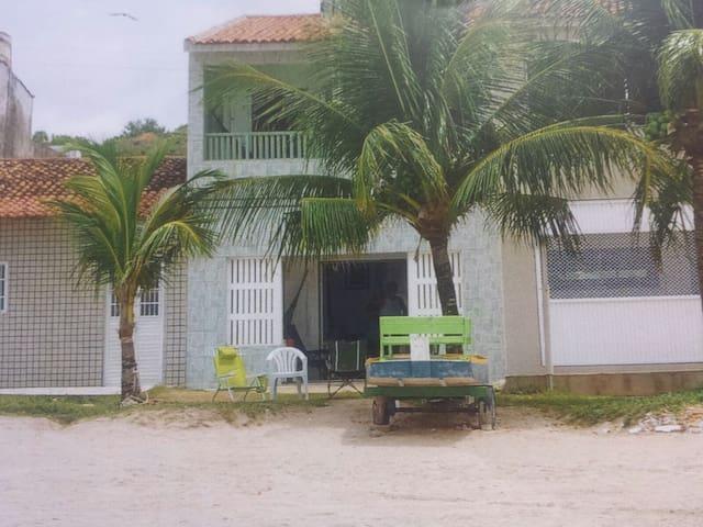 Ampla casa na Beira Mar de Maragogi - Maragogi - Hus