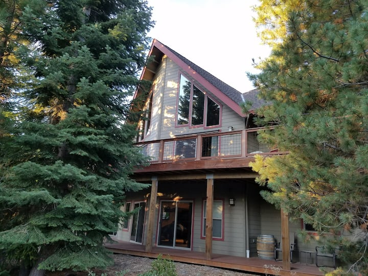 Luxury Mountain Home In Crescent Lake