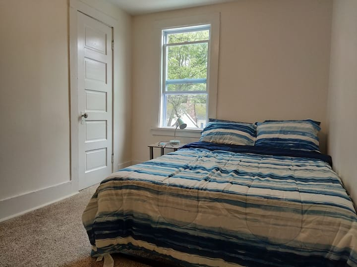 Tall Size Simple bedroom