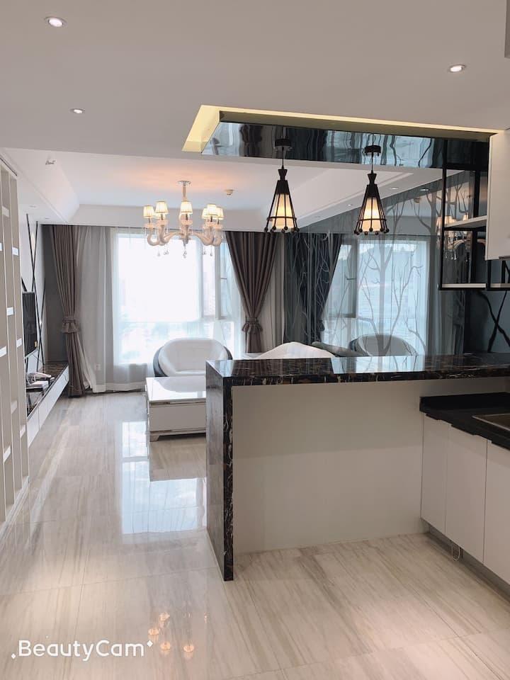 北欧风格精装一室一厅