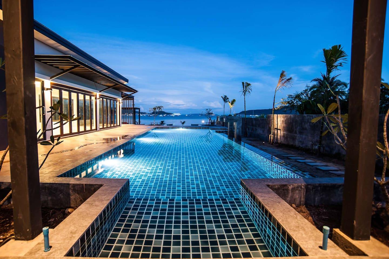 Sea Space Villa, Deluxe 1-Bedroom Villa ( A2 )