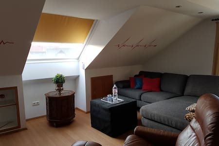 attractive 2-rooms flat incl private entrance