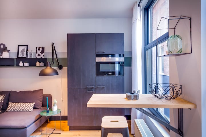lovely City Centre apartment - Den Haag - Apartment