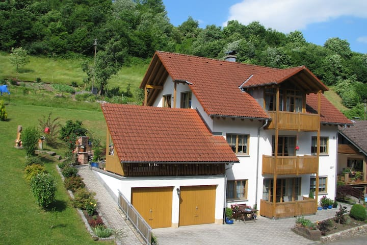 Exquisite Apartment in Bad Rippoldsau-Schapbach with Parking