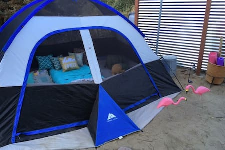 Prana Camping (only weekends) - Alpine - Namiot