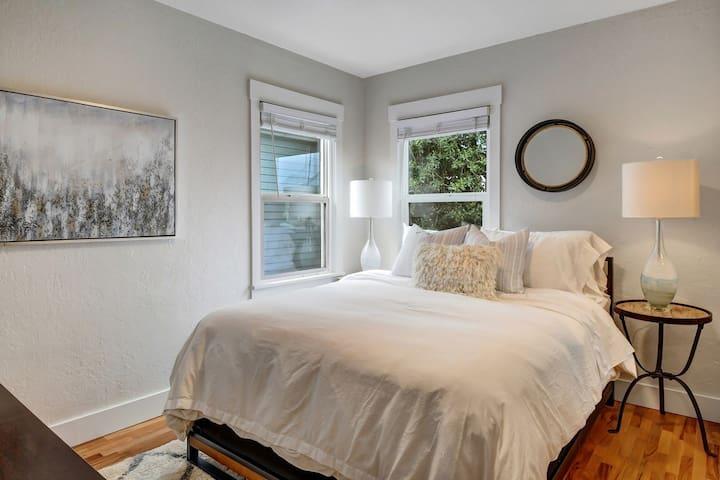 West Facing Bedroom