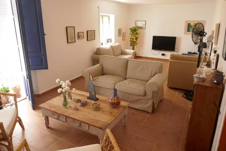 Holiday townhouse in Castalla