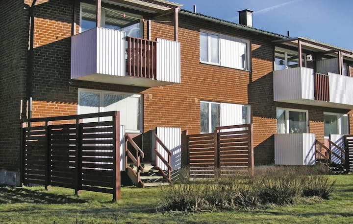 Beautiful home in Hyltebruk with 2 Bedrooms
