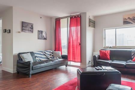 Spacious Cambridge High-Rise - Cambridge - Appartamento