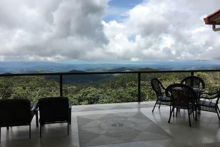 Majestic Mountain Retreat - Pacific View - Altos del Maria