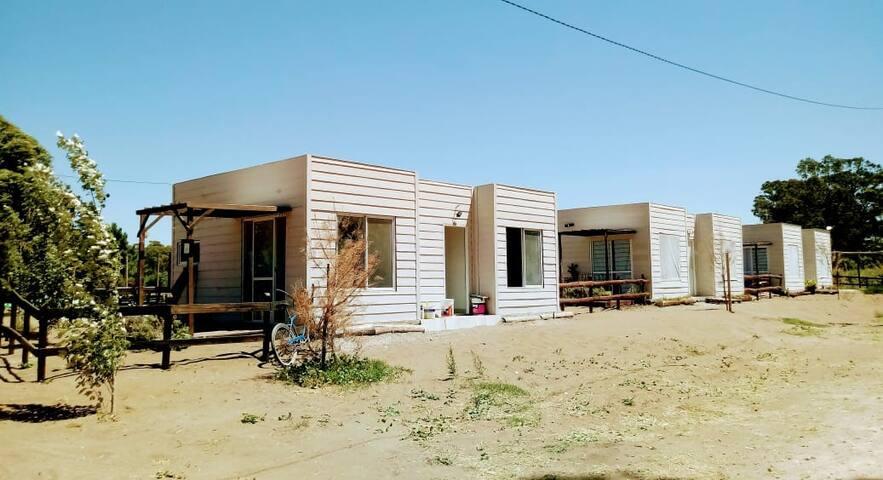 Casas en alquiler complejo los pampas