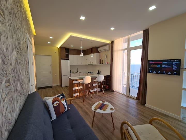 Poseidon Apartment Kobuleti