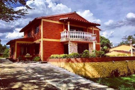 Cabaña campestre Raizón - San Gil - Hotel ekologiczny