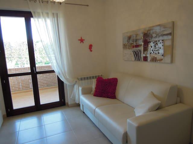 Delizioso appartamento fra campagna e mare - Suvereto - Apartament